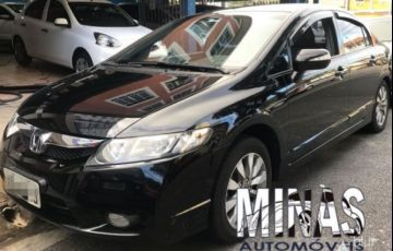 Honda Civic LXL 1.8 16V Flex - Foto #6