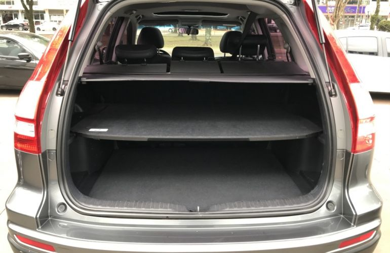 Honda CR-V EXL 2.0 16V (aut) - Foto #10