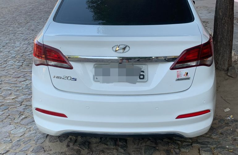 Hyundai HB20S 1.6 Comfort Style (Aut) - Foto #1