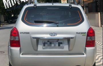 Hyundai Tucson GLS 2.0 Mpfi 16V - Foto #3