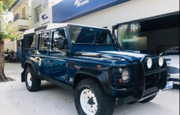 Land Rover Defender 2.5 County Sw 110 4x4 Turbo - Foto #3