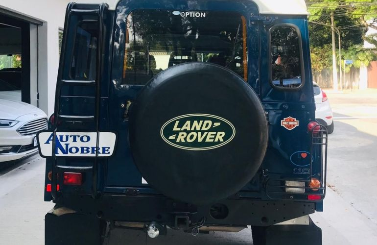 Land Rover Defender 2.5 County Sw 110 4x4 Turbo - Foto #10