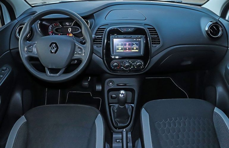 Renault Captur 1.6 16V Sce Zen - Foto #10