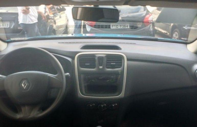 Renault Sandero Authentique 1.0 16V Hi-Flex - Foto #5