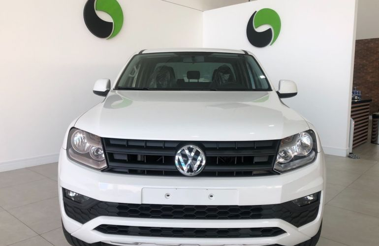 Volkswagen Amarok 2.0 SE 4x4 CD 16V Turbo Intercooler - Foto #2