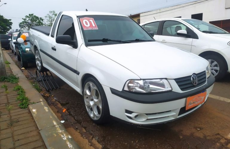 Volkswagen Saveiro 1.8 MI G3 - Foto #1