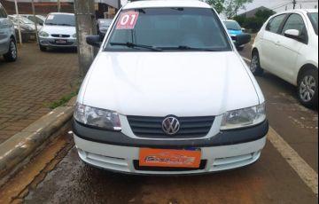 Volkswagen Saveiro 1.8 MI G3 - Foto #3