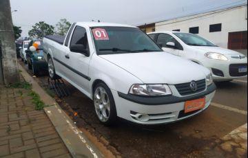 Volkswagen Saveiro 1.8 MI G3 - Foto #5
