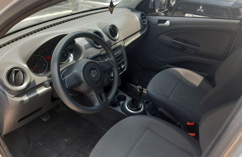Volkswagen Voyage 1.6 Mi Trendline 8v - Foto #3