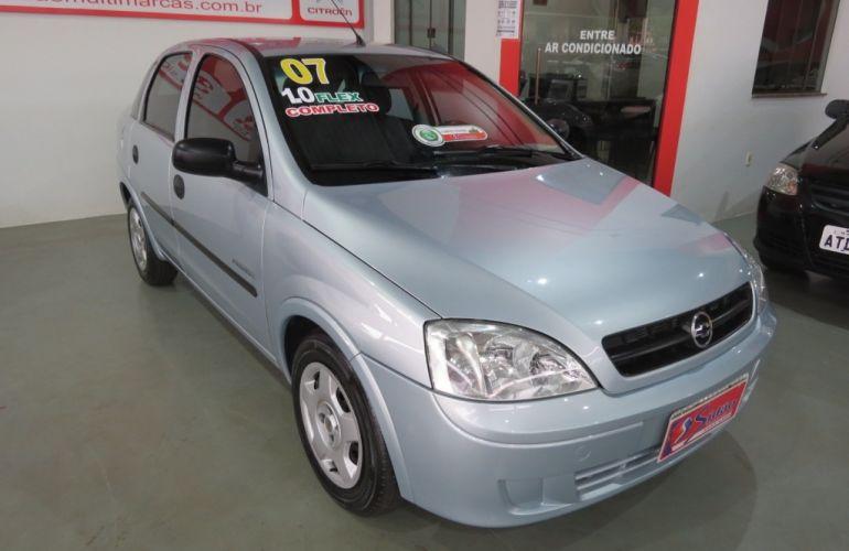 Chevrolet Corsa Sedan Premium 1.0 (Flex) - Foto #2