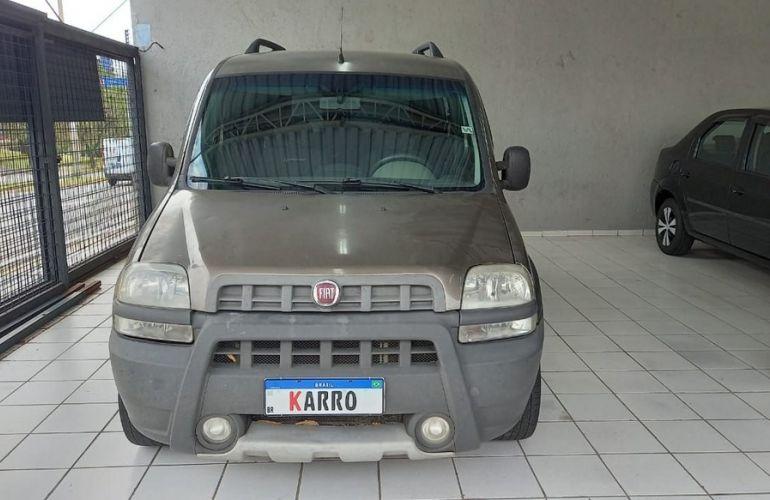Fiat Doblo 1.8 MPi Adventure Locker 8v - Foto #2