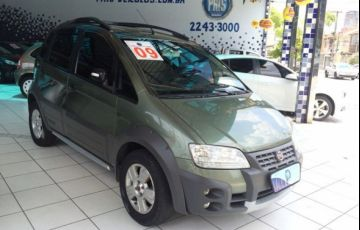 Fiat Idea Adventure 1.8 16V Flex - Foto #1