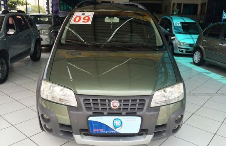 Fiat Idea Adventure 1.8 16V Flex - Foto #6