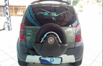 Fiat Idea Adventure 1.8 16V Flex - Foto #7