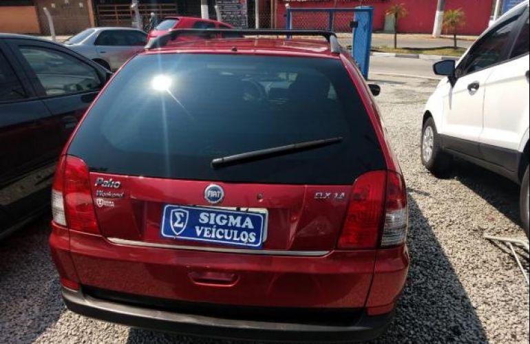 Fiat Weekend Elx 1.4 MPi Fire Flex 8v - Foto #4