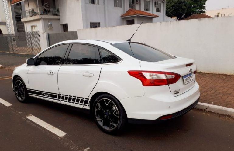 Ford Focus Fastback Titanium Plus 2.0 PowerShift - Foto #7