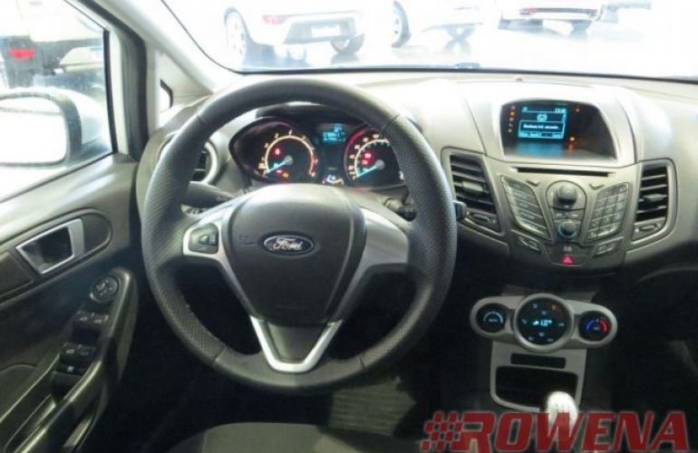 Ford New Fiesta SE 1.6 16V Flex - Foto #7
