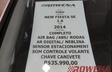Ford New Fiesta SE 1.6 16V Flex - Foto #9