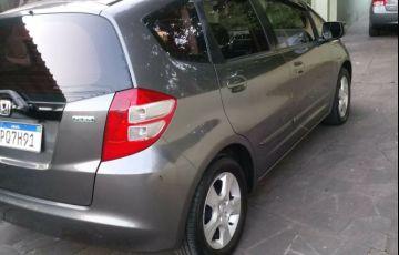 Honda New Fit LX 1.4 (flex) (aut) - Foto #5