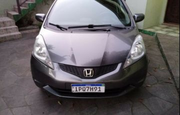 Honda New Fit LX 1.4 (flex) (aut) - Foto #6