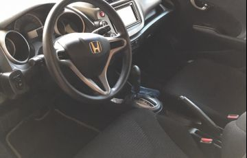 Honda New Fit LX 1.4 (flex) (aut) - Foto #6