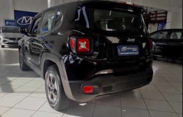 Jeep Renegade Sport 1.8 (Flex) - Foto #5