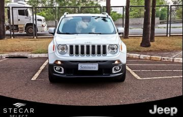 Jeep Renegade 1.8 16V Limited - Foto #1