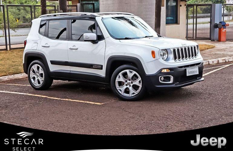 Jeep Renegade 1.8 16V Limited - Foto #2