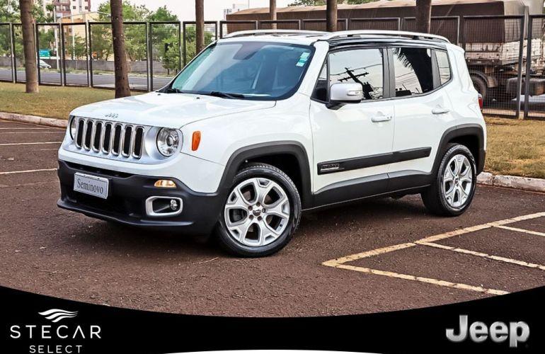 Jeep Renegade 1.8 16V Limited - Foto #3