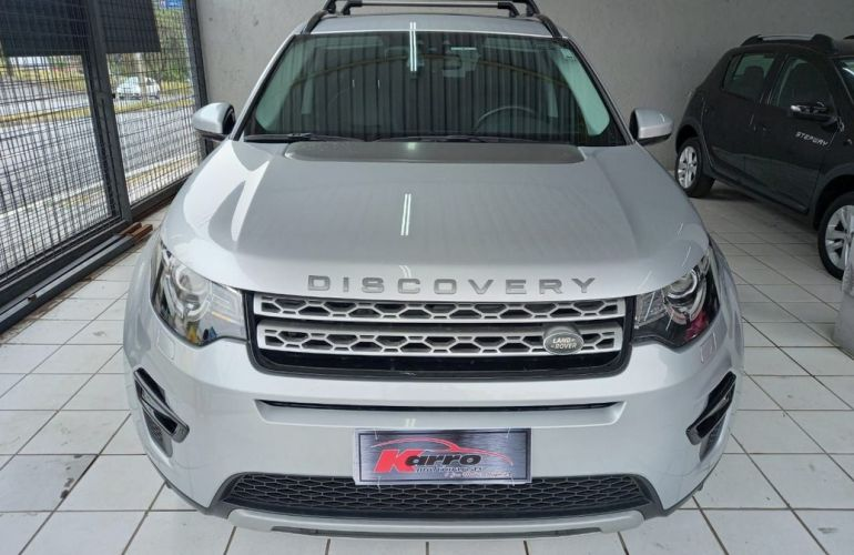 Land Rover Discovery Sport 2.0 16V Td4 Turbo Hse - Foto #2