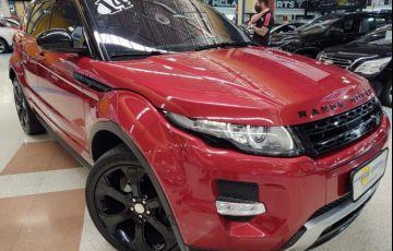 Land Rover Range Rover Evoque 2.0 Dynamic Tech 4WD 16v - Foto #4