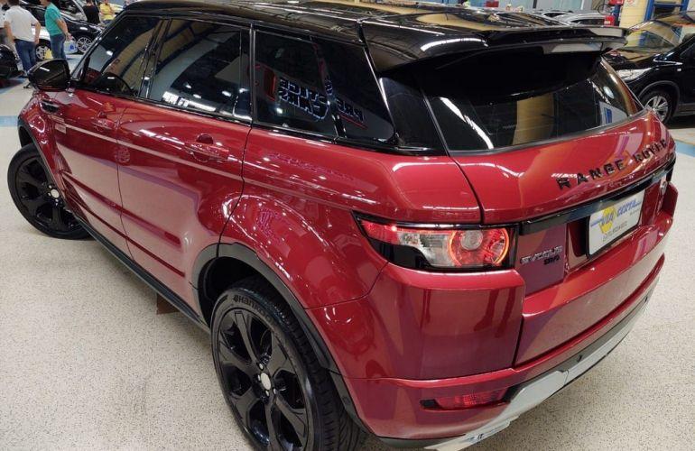 Land Rover Range Rover Evoque 2.0 Dynamic Tech 4WD 16v - Foto #6