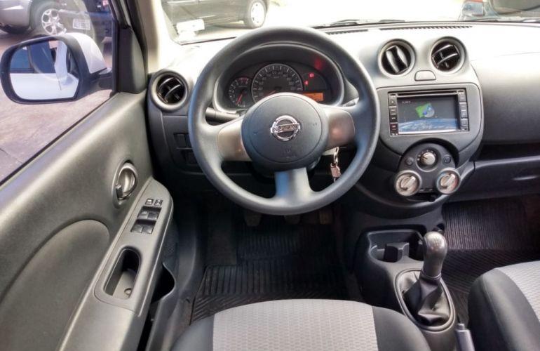 Nissan March 1.0 S (Flex) - Foto #5