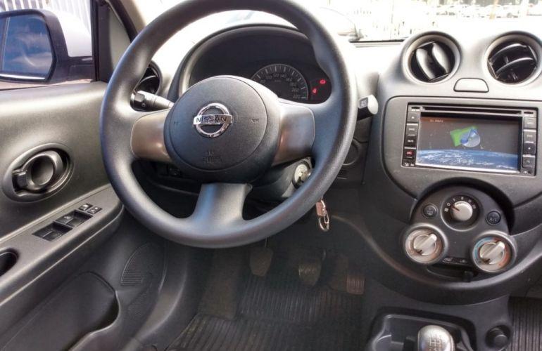 Nissan March 1.0 S (Flex) - Foto #10