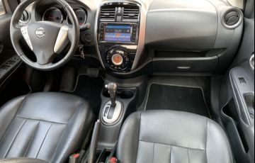 Nissan Versa 1.6 16V Unique CVT (Flex) - Foto #10
