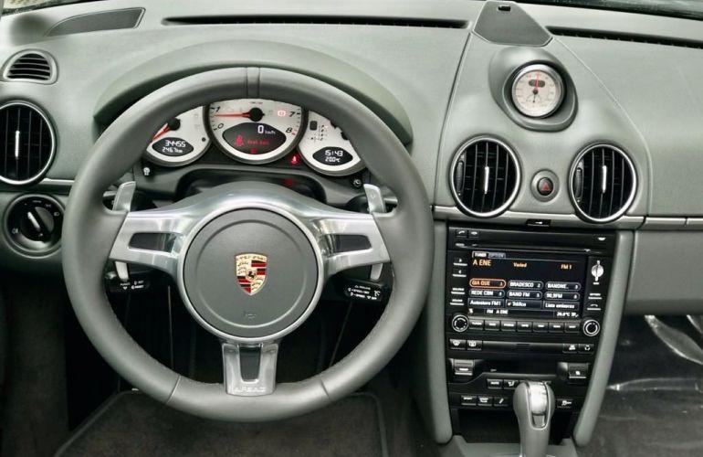 Porsche Boxster 3.4 S I6 24v - Foto #9
