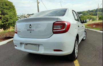 Renault Logan Authentique 1.0 12V SCe (Flex) - Foto #4