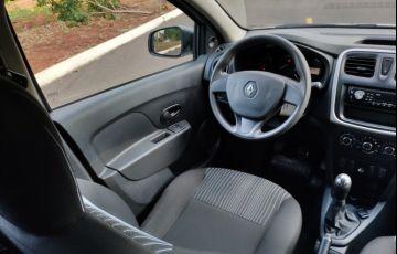 Renault Logan Authentique 1.0 12V SCe (Flex) - Foto #8