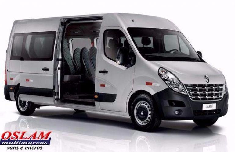 Renault Master Minibus Executive L3H2 16 Lugares 2.3 dCi - Foto #1