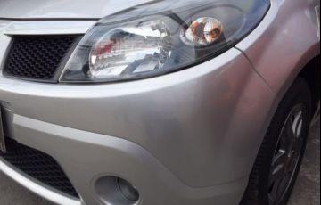 Renault Sandero Vibe 1.6 8V Hi-Torque - Foto #3