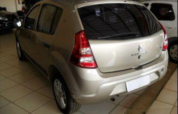 Renault Sandero Expression 1.6 16V Flex - Foto #8