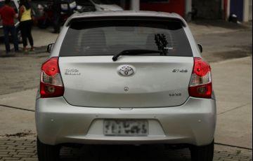 Toyota Etios 1.3 Xs 16v - Foto #4