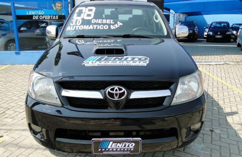 Toyota Hilux 3.0 Sr 4x2 CD 16V Turbo Intercooler - Foto #2