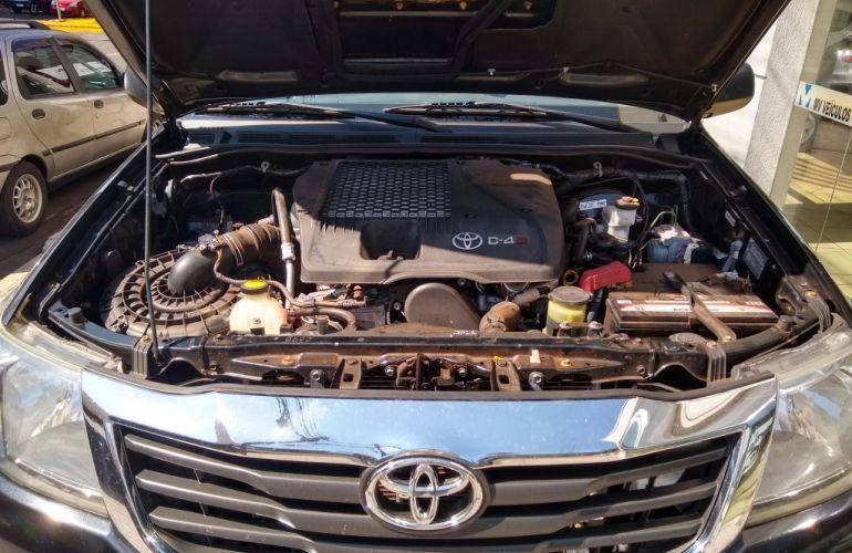 Toyota Hilux 3.0 TDI 4x4 CD SR (Aut) - Foto #10