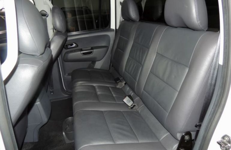 Volkswagen Amarok Highline CD 4x4 2.0 16V TDi Biturbo - Foto #8