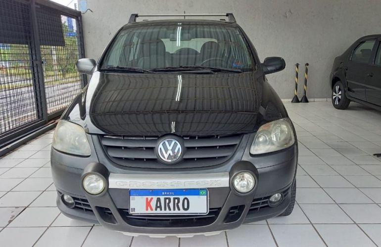 Volkswagen Crossfox 1.6 Mi 8v - Foto #2