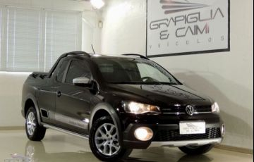 Volkswagen Saveiro Cross CE 1.6 MSI 120CV