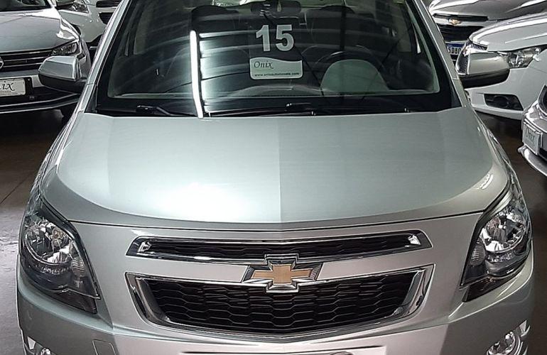 Chevrolet Montana 1.4 MPFi Sport CS 8V Econo - Foto #2