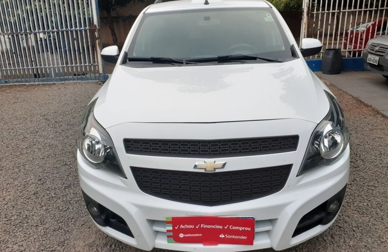 Chevrolet Montana Sport 1.4 (Flex) - Foto #3