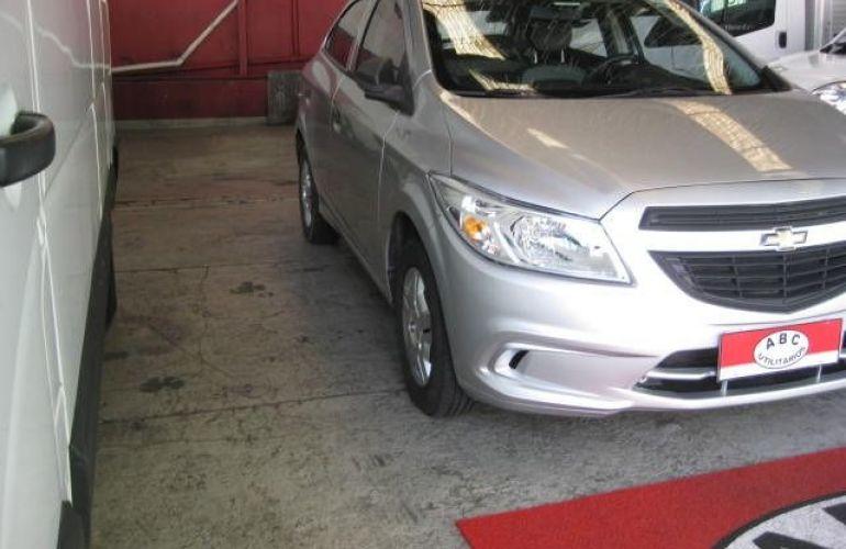 Chevrolet Onix LS 1.0 MPFI 8V - Foto #2